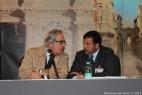 Antonio Piva, Presidente di Cremonafiere con Maximilian Hardegg, Membro del Consiglio direttivo DLG International