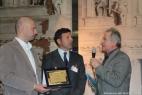 Beppe Croce, Segretario Chimica Verde e responsabile Legambiente agricoltura non food, presenta la Masseria del Duca