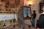 San Simone nella Chiesa della Masseria del Duca