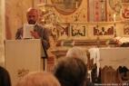 Gianpaolo Cassese nella Chiesa della Masseria del Duca