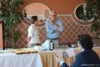 Alberto Marcomini interviene al workshop sui prodotti inMasseria. — presso Grand Hotel Europe.