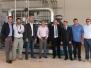 Visita di una delegazione argentina