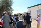 La Masseria del Duca oggi ospita un moderno impianto di biogas che trasforma gli scarti di lavorazione in energia elettrica, un esempio molto importante per la delegazione argentina che mira a replicare questa riuscita esperienza