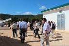 Visita di una delegazione argentina alla Masseria del Duca