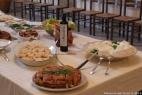 Degustazione di prodotti inMasseria