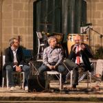 Pino Aprile alla Masseria del Duca