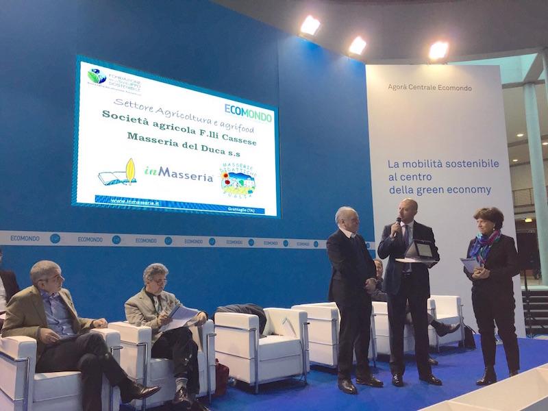 Premio Sviluppo Sostenibile 2014 - 1