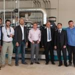 Una delegazione argentina in visita alla Masseria del Duca