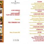 Il Don Carlo al Four Season Hotel di Milano