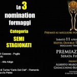 Italian Cheese Awards: Don Carlo in nomination