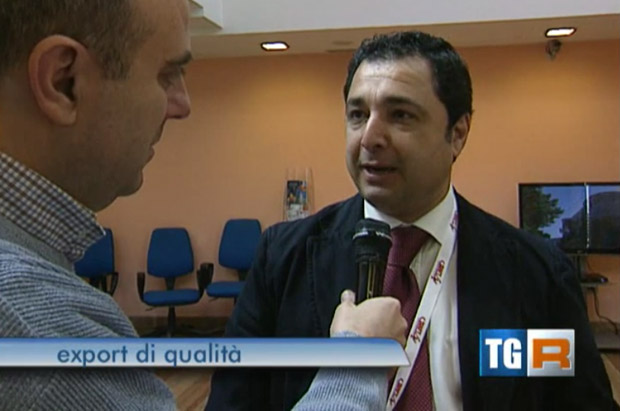 Massimo Telese al TG di Raitre